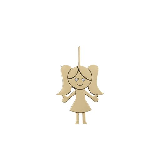 pingente-menina-ouro-amarelo-diamante