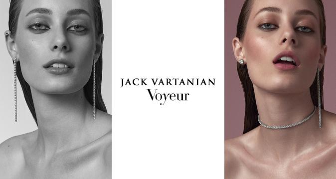 JACK VARTANIAN | COLEÇÃO VOYEUR