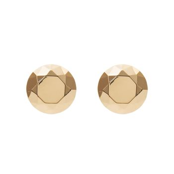earring-diamond-yellow-gold