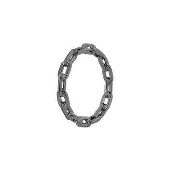 anel-chain-prata-negro